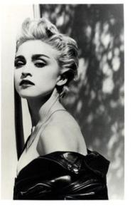 Madonna - Constantly evolving her look!